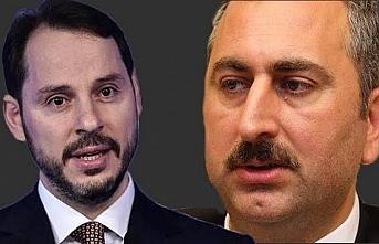 Berat Albayrak ile Abdulhamit Gül arasında patlayan kavga....