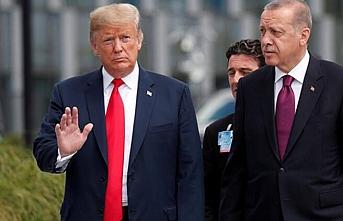 Erdoğan-Trump, Suriye ve Libya'yı görüştü