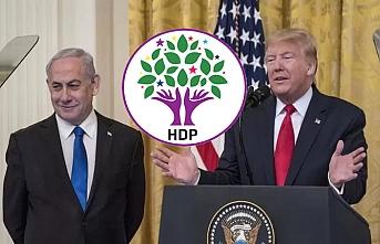 HDP'den Flaş Trump Açıklaması Kesinlikle Kabul etmiyoruz