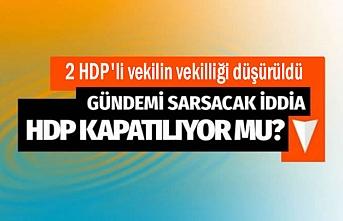Ünlü anketçi Özkiraz'dan bomba HDP iddiası!