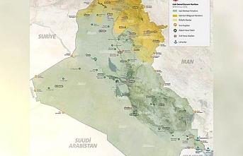 Kürdistan harita detayına İYİ Parti'den sert tepki