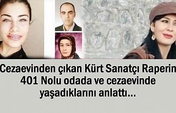 Kürt Sanatçı Raperin yaşadığı o geceyi ve cezaevini anlattı