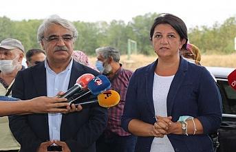 HDP Eş Genel Başkanları Demirtaş ile görüştü: Barışı konuştuk