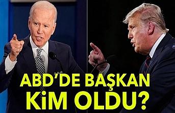 ABD Seçimlerini Kim Kazandı Biden mı? Trump mı?