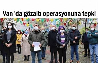 DTK'ye yönelik operasyona tepki