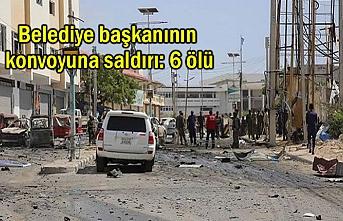 Belediye başkanının konvoyuna silahli saldırı: 6 ölü
