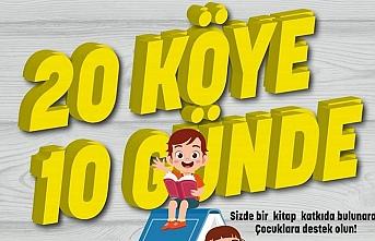 İstanbul'dan Van'a 10 bin kitap!