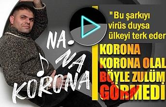 Ajdar'dan Kürtçe korona şarkısı