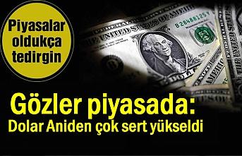 Dolar'ın Ateşi Yükseldi