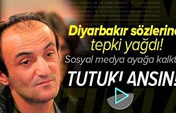 "Ersin Korkut'a ""Seviyoruz Amed'i, Başkentimiz"" Tepkisi"