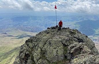 Belediye Başkanı Soylu'ya destek için dağa çıktı!