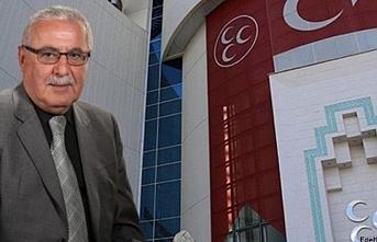 MHP'den istifa eden başkan konuştu: Tehdit Edildim