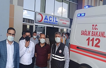 Van'da sağlık çalışanlarına yönelik şiddete tepki