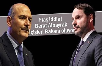 Berat Albayrak İçişleri Bakanı oluyor iddiası