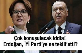 Erdoğan İbreyi İyi Partiye mi çevirdi?