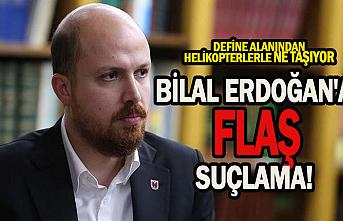 HDP'li Kaya: Bilal Erdoğan define alanından neler taşıyor?