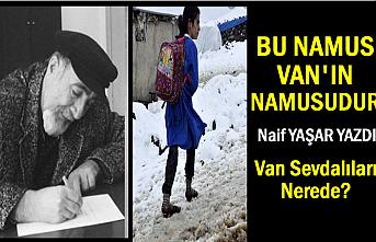 Bu Namus Van'ın Namusudur...