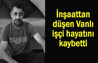 Bursa'da inşaatın 6. katından düşen işçi hayatını kaybetti