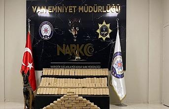 Van'da 217 kilo Eroin Yakalandı