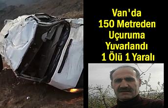 Van'da Kaza: 1 Ölü 1 Yaralı