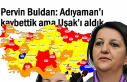 Pervin Buldan: Adıyaman'ı kaybettik ama Uşak'ı...