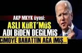 Orhan Miroğlu: 'Joe Biden Kürt'müş, Asıl Adı da...'
