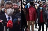 Vali Bilmez, Van'da Vaka Sayıları ve Kapıköy Hakkında açıklama