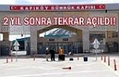 İranlı Vekil Müjdeyi Verdi Kapıköy Tekrar Açıldı