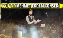 Van'da Mehmet Erdem konseri