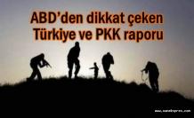 ABD'den Türkiye ve PKK raporu
