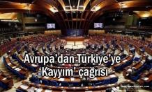 Avrupa'dan Türkiye'ye 'Kayyum' çağrısı