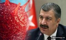 Sağlık Bakanı Koca koronavirüs Gerçek rakamlarını verdi