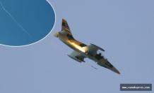 Sıcak Gelişme Savaş uçağı düşürüldü