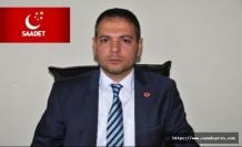 SP İl Başkanı İlhan: Van'a zulüm yapılmaktadır!