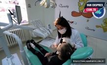 Van'da Çocuk Diş Kliniği Açıldı