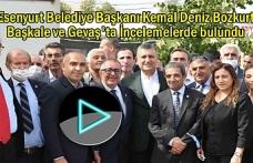 Esenyurt Belediye Başkanı Gevaş ve Başkale'yi Ziyaret Etti