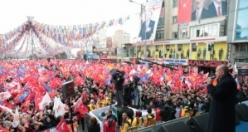 Recep Tayyip Erdoğan Van'da