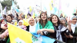 HDP Van 2019 Yerel Seçim Final Mitingi