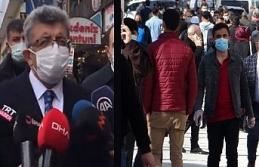 Vali Bilmez, Van'da Vaka Sayıları ve Kapıköy...