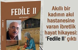Fedile'nın 2'nci kitabı çıktı!