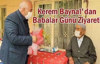 Baynal'dan Babalar Günü Ziyareti