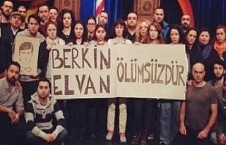 'Berkin Elvan Ölümsüzdür' pankartına Ali...