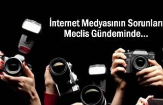 CHP: İnternet medyasına basın kartı verilsin