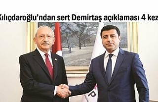 CHP Liderinden sert Selahattin Demirtaş açıklaması...