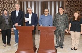 Suriye'de Kürtler Anlaşma Sağladı