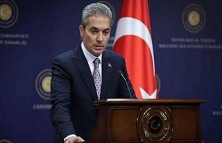 Türkiye'den ABD'ye PKK tepkisi!
