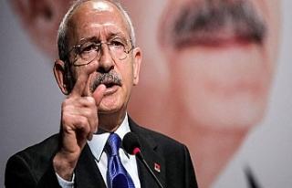 CHP Lideri: 'Havuz barosu' kurmak istiyorlar