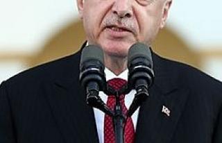 Erdoğan'dan Çağrı:İster kapalı ister açık...