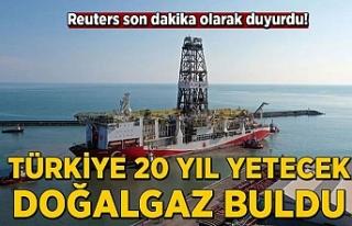 Reuters: Erdoğan'ın müjdesini açıkladı