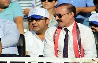 Yenitürk Vanspor ile ilgili Konuştu